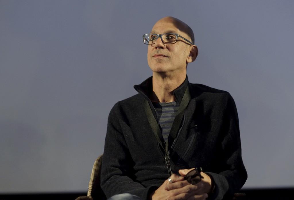 04_《科技奇點》導演Doug Wolens將暢談與學者專家面對面辯證未來學的第一手經驗。