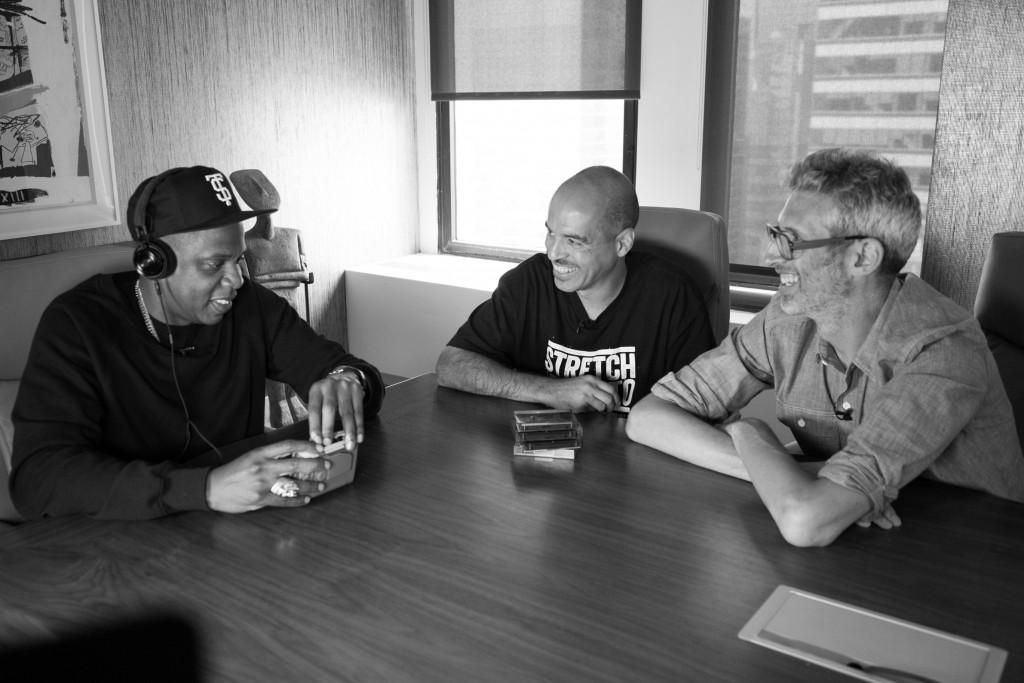01_《午夜饒舌電台》當年獨具慧眼採訪了尚未發行專輯的Jay-Z、Nas等人